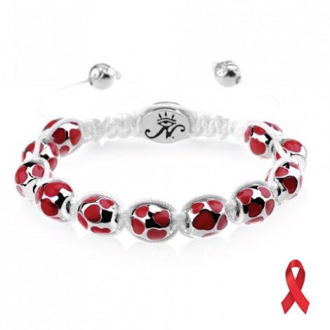 Red heart bracelets