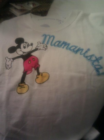 Disney Side mamanista