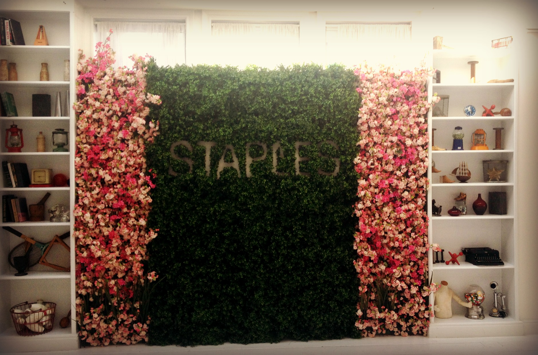 Staples and Real Simple Event to #StyleYourSpace