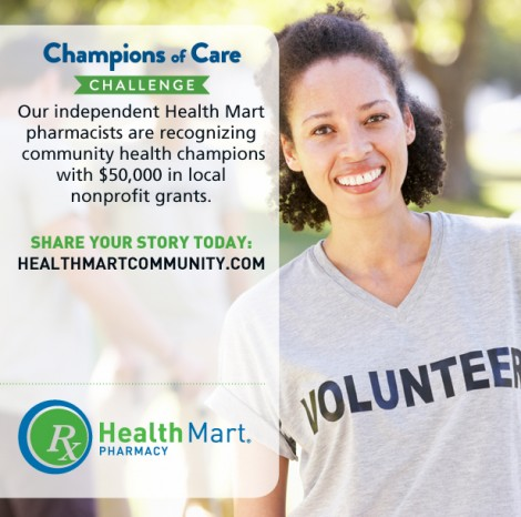 Health Mart Pharmacy Champions of Care Challenge!