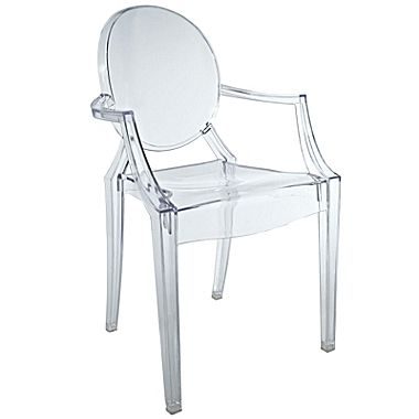 Staples Acrylic office chair