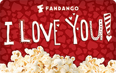 movie gift card valentine's day
