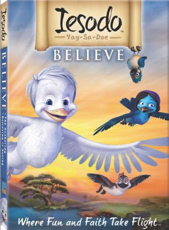 Iesodo Love, Faith and Believe Now on DVD