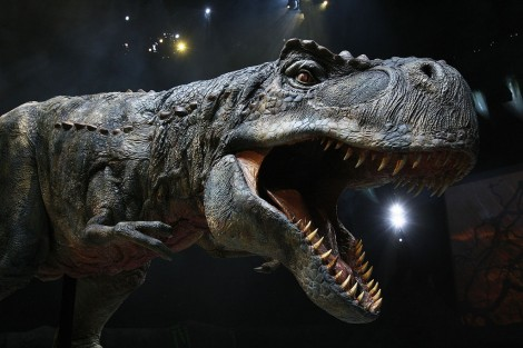 Walking with Dinosaurs Barclays Center