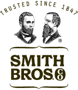 When Spring Colds and Allergies Hit, Go with the Original Smith Bros for Relief!