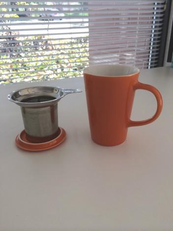 Tea and steeper