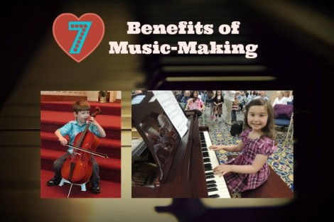 Benefits of Playing a Musical Instrument