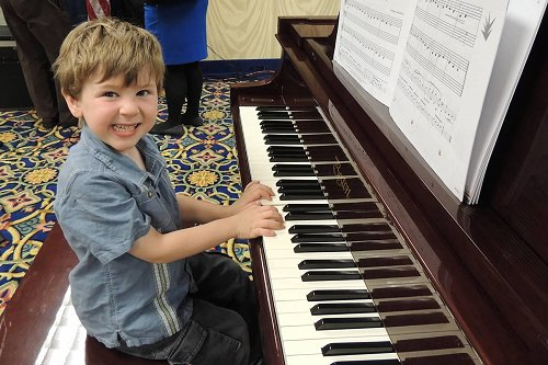 Harmonious Childhood: 7 Benefits to Music-Making