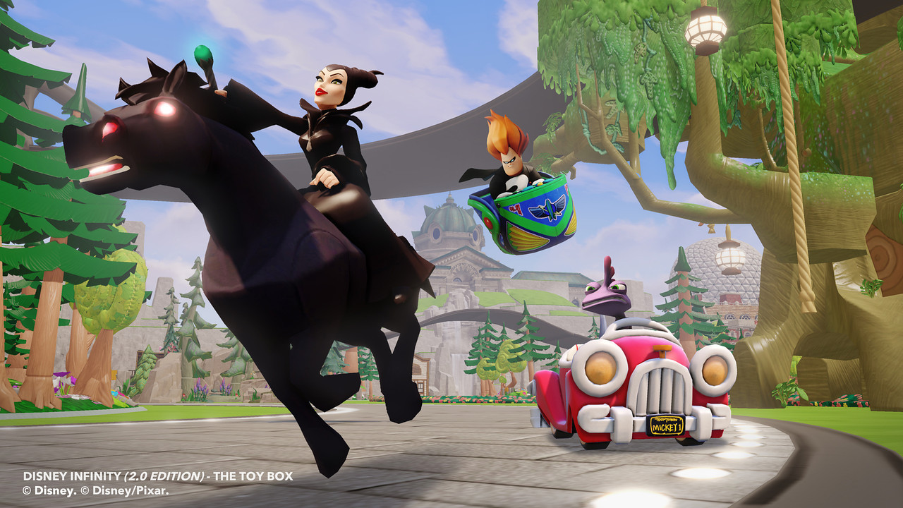 Disney Interactive Announces 2 New Playable Characters in 2.0 Edition of Disney Infinity