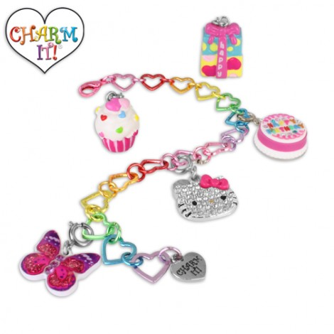 CHARM IT! Let's Girls Create Their Own One-of-a-Kind Jewelry