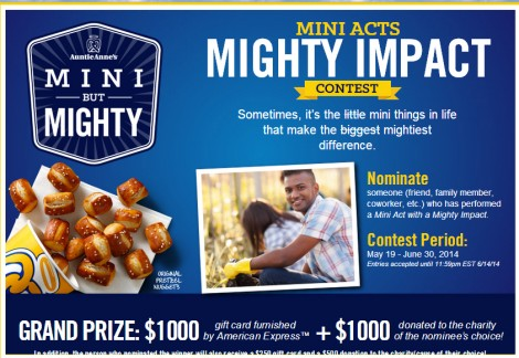 mini acts mighty impact