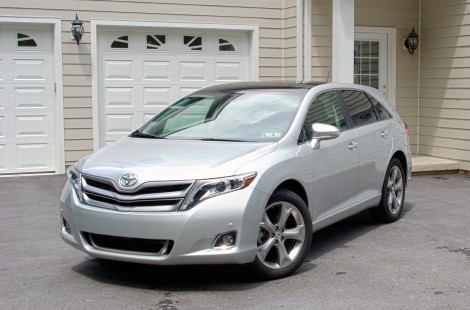 Room for More in the Toyota Venza