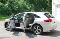 Toyota Venza inside