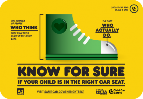 Car Seat Checks for Child Passenger Safety Week