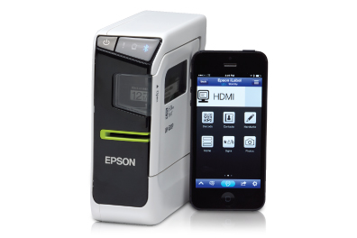 Get Organized for Back-to-School with the Epson LW-600P Portable Label Printer