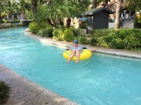 Beaches Resorts Lazy River