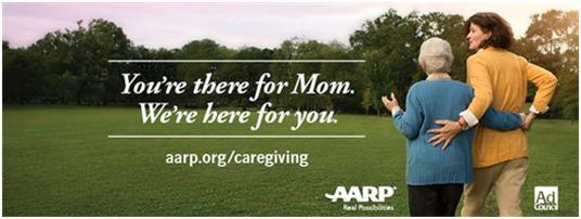 AARP National Family Caregivers Month
