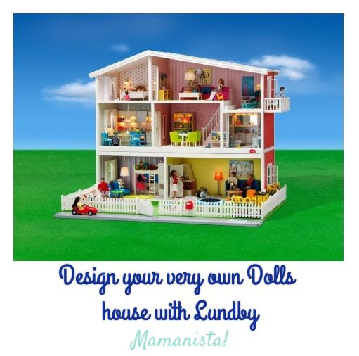 Design your very own Dolls house with Lundby