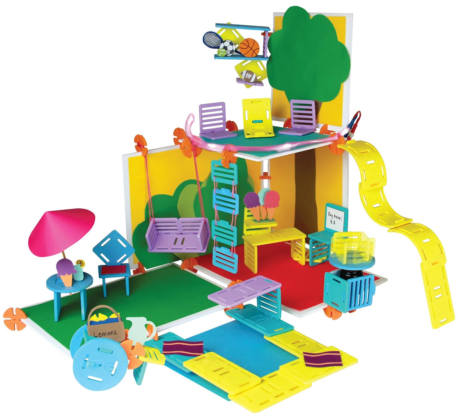 The Top 5 STEM BUILDING Toys for Girls!
