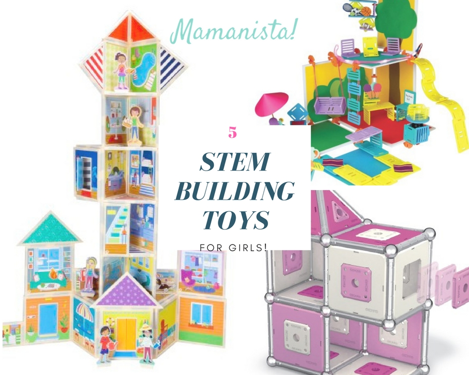 Construction Toys For Girls : The top stem building toys for girls mamanista