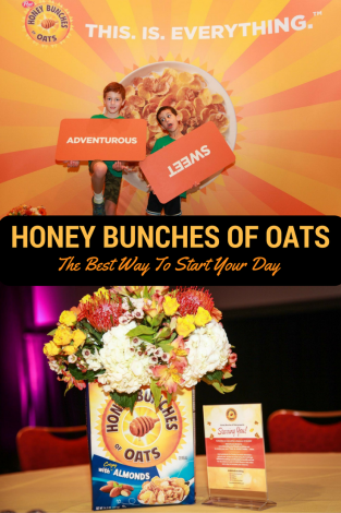 Share Your Photo and You Could Win $10,000 in the Honey Bunches of Oats Sweeps