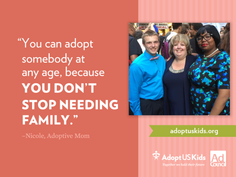 Should You Adopt? November is National Adoption Month