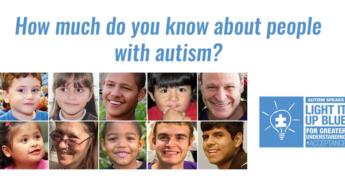 #LightItUpBlue To Spread Autism Awareness & Education