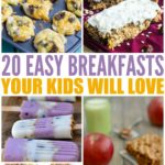 20 Easy Breakfasts Your Kids Will Love