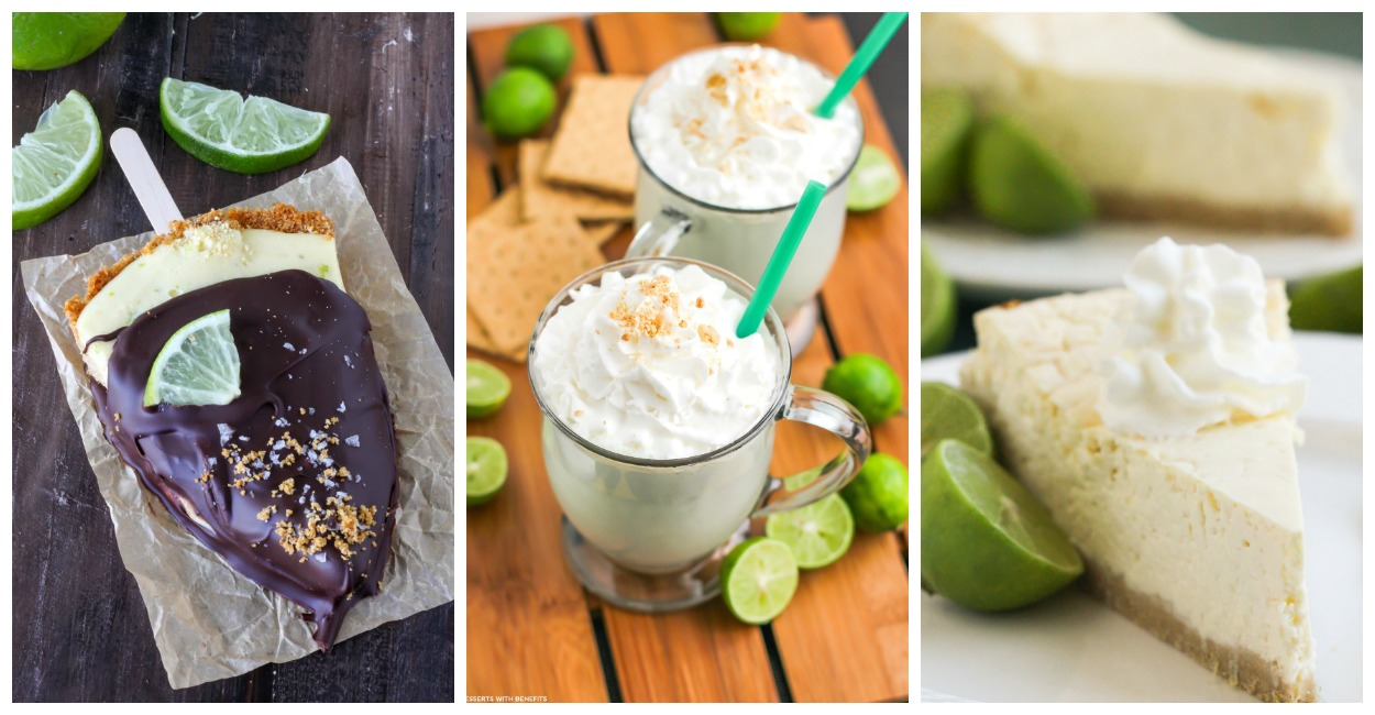 20 Different Delicious Key Lime Desserts