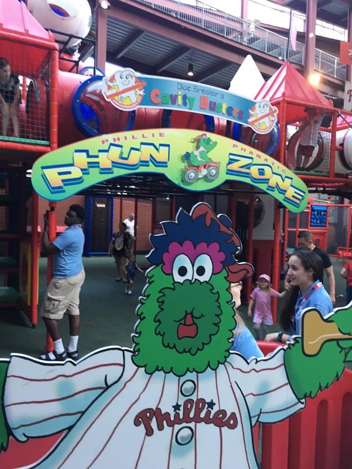 Phillies Family Fun #XfinityattheBallpark