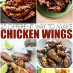 25 Different Ways To Make Chicken Wings