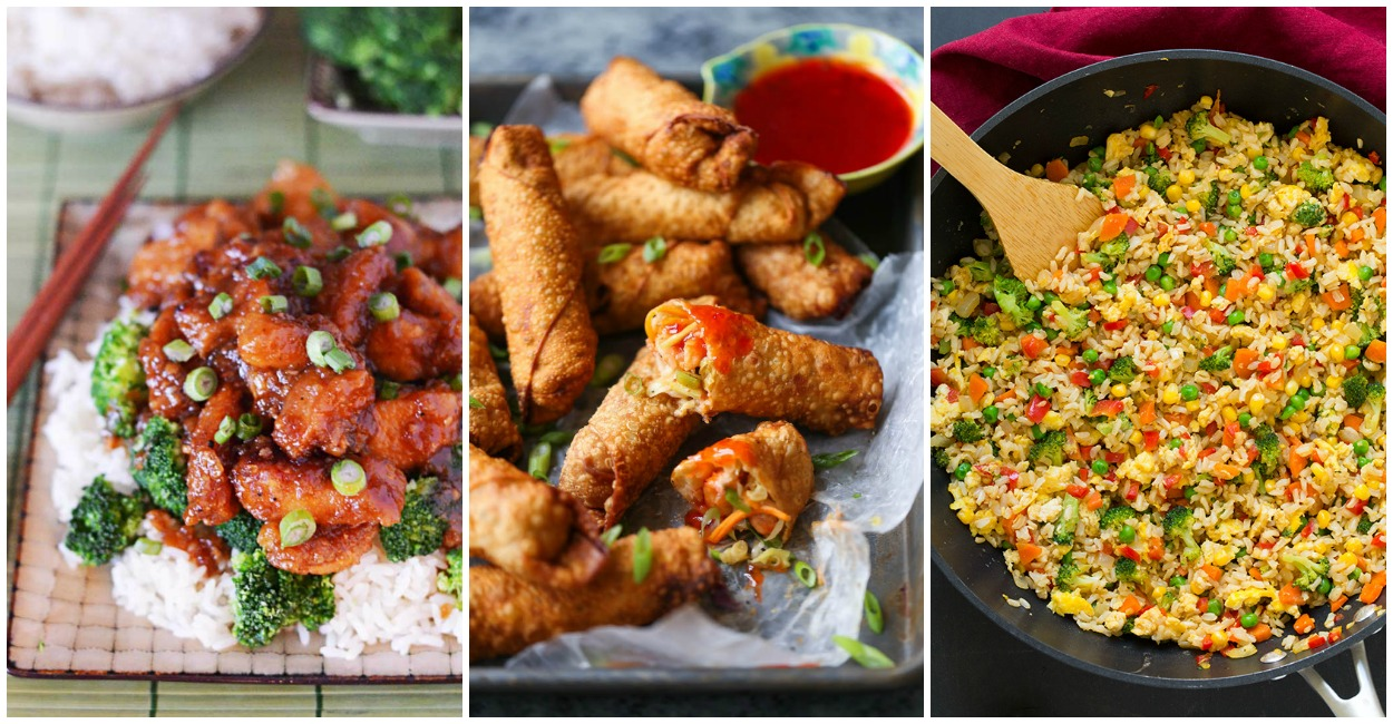 26 Chinese Food Recipes You Can Make At Home