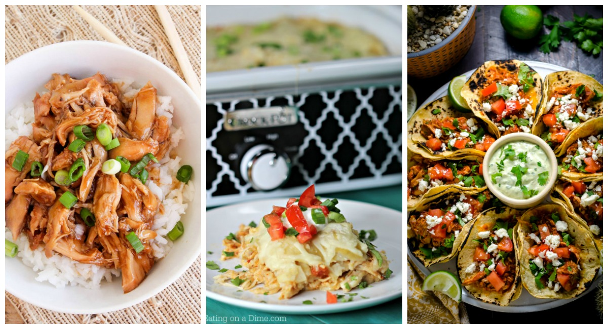 20 More Set It & Forget It Crock Pot Meals