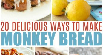 20 Delicious Ways To Make Monkey Bread
