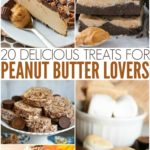 20 Delicious Treats For Peanut Butter Lovers