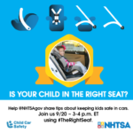 Car Seats Can Be Complicated – Help Is Free!