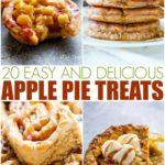 20 Easy & Delicious Apple Pie Treats