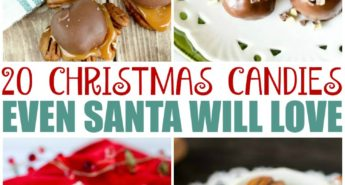 20 Christmas Candies Even Santa Will Love
