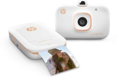 HP Sprocket 2-in-1 Thoughts & Review