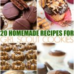 20 Homemade Recipes For Girl Scout Cookies