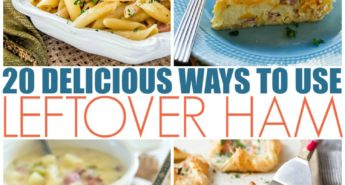 20 Delicious Ways To Use Leftover Ham