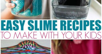 Easy Slime Recipes To Make With Your Kids