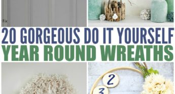 20 Gorgeous Do It Yourself Year Round Wreaths