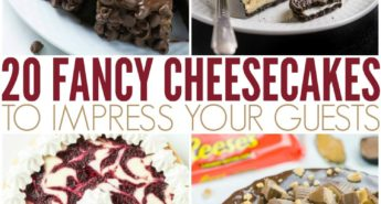 20 Fancy Cheesecakes To Impress Your Guests