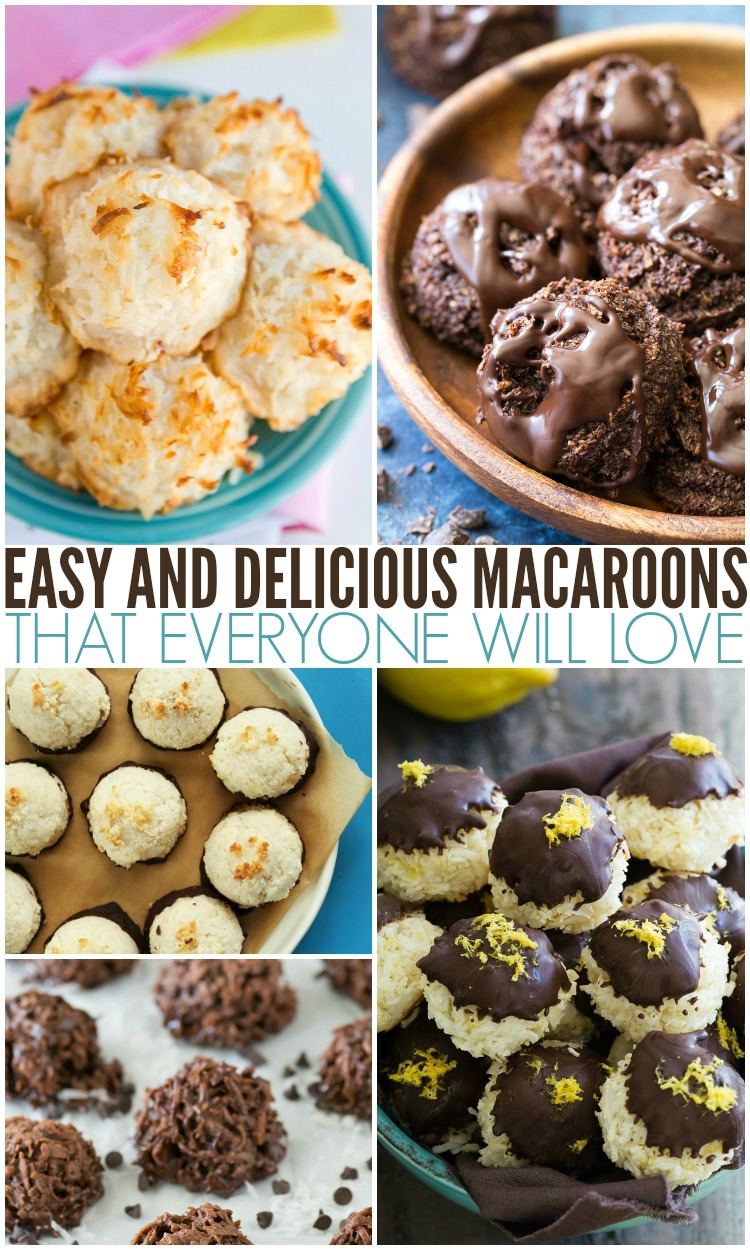 Easy & Delicious Macaroons That Everyone Will Love
