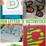 Fun Letter B Activities