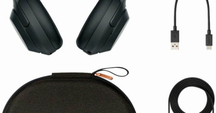 Sony Noise-Canceling Headphones: Retreat in a Crowd