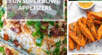 Ten of the most delicious and fun Super Bowl appetizers from the sweet to the savory, both classic and creative, to help you celebrate this year.