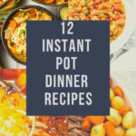 Dust off your Instant Pot and try a couple of these recipes for quick and tasty dinners that the whole family will love! You won't look back.