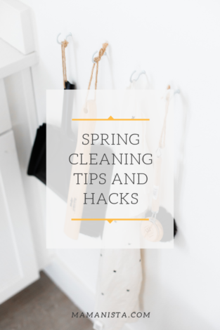 For places you may not have even though to clean, we have compiled a list of spring cleaning tips and hacks to help you get your home sparkling again!